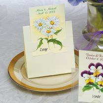 Seed Packet Card Holder - Ivory